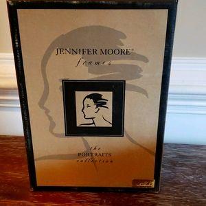 Jennifer Moore triple gold frame 4x6